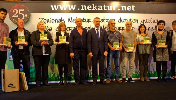 25 aniversario Nekatur