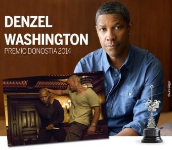 Zinemaldia - Denzel Washington - Donostia