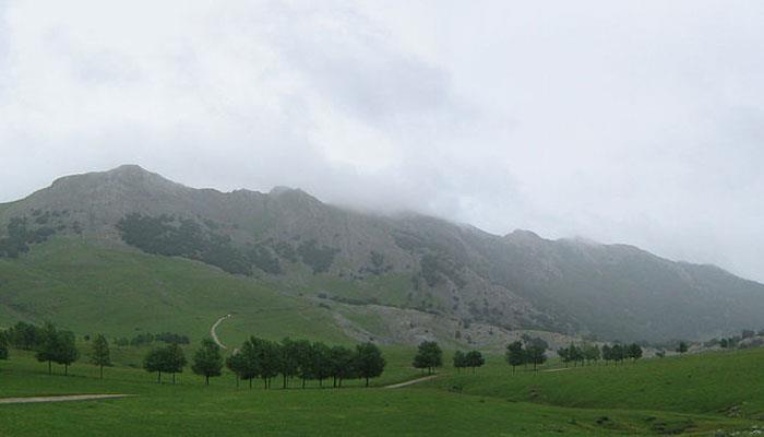 Parque natural Aitzkorri Aratz