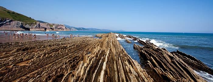 Playa zumaia