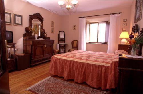 habitación doble 1 agroturismo caserío Maribel en Alava