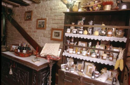 productos agroturismo caserío Maribel en Alava