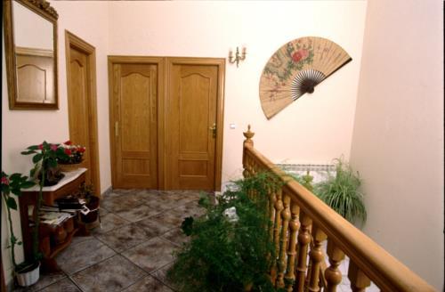 Interior agroturismo Mariví en Alava