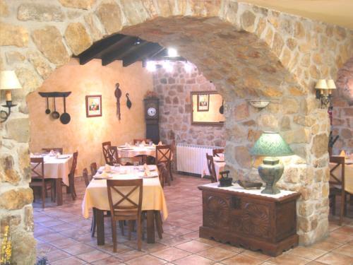 Comedor agroturismo Txertota en Gipuzkoa