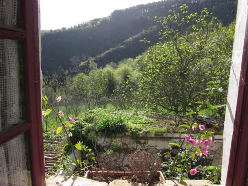 paisaje agroturismo Sarasola-Zahar en Gipuzkoa