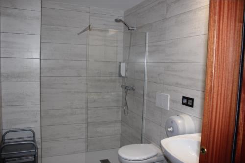 baño 1 casa rural Gure Ametsa en Gipuzkoa