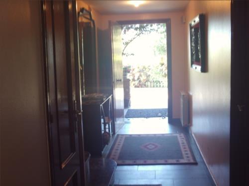 entrada casa rural Gure Ametsa en Gipuzkoa
