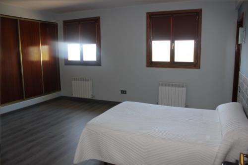 habitación doble 2 casa rural Gure Ametsa en Gipuzkoa