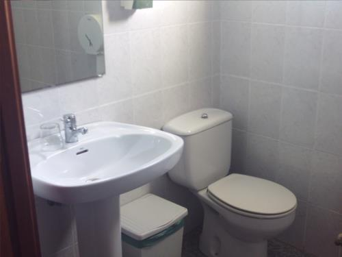 baño casa rural Gure Ametsa en Gipuzkoa