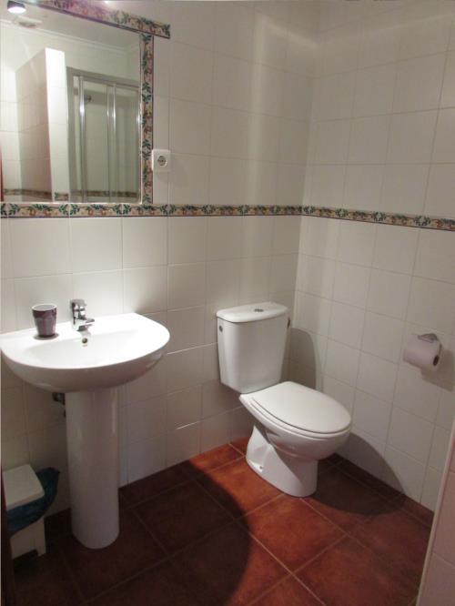 baño agroturismo kerizara en Vizcaya