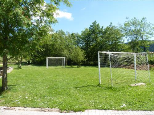 campo de futbol agroturismo kerizara en Vizcaya