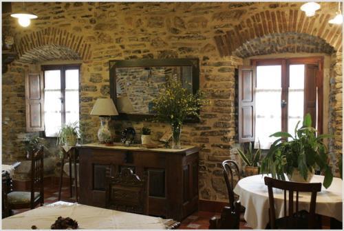 comedor casa rural Anduri Baserria en Gipuzkoa
