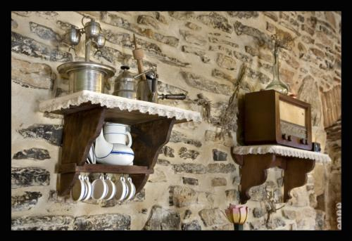 detalle casa rural Anduri Baserria en Gipuzkoa