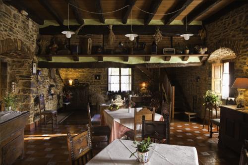 interior 2 casa rural Anduri Baserria en Gipuzkoa