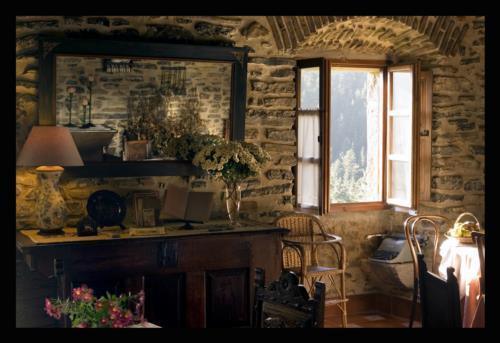 interior 3 casa rural Anduri Baserria en Gipuzkoa