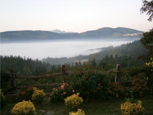paisaje 1 casa rural Anduri Baserria en Gipuzkoa