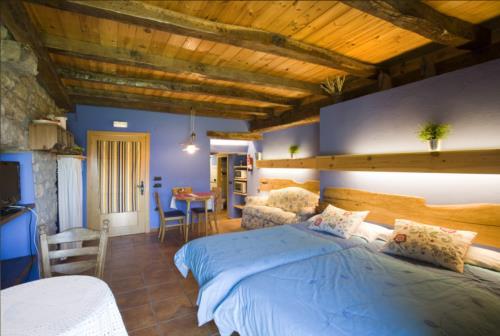 Apartamento 1 agroturismo Lamaino Etxeberri en Gipuzkoa