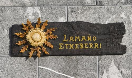 Detalle agroturismo Lamaino Etxeberri en Gipuzkoa