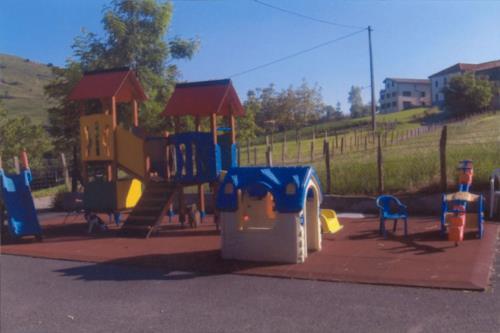 parque casa rural begoña en gipuzkoa