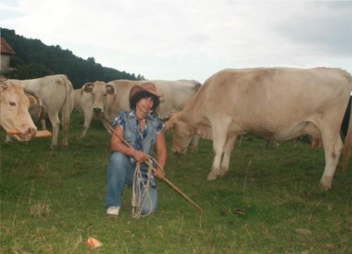 animales 3 agroturismo Zelai-Eder en Gipuzkoa