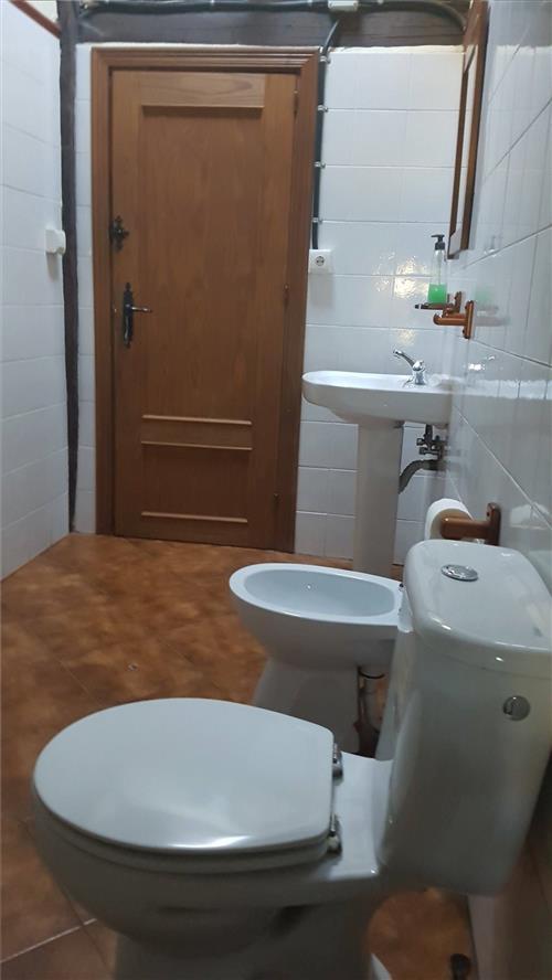 Pagorriaga Beasain Goierri naturaleza entrada baño