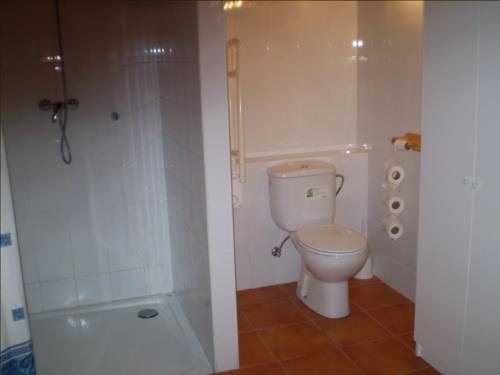 baño agroturismo Ondarre en Gipuzkoa