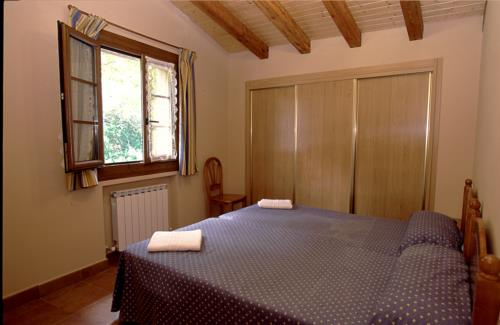 double room country house eleizondo in Gipuzkoa