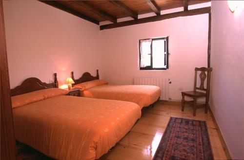 habitación doble 1 casa rural astorki goikoa en Vizcaya