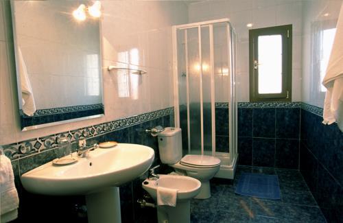 baño agroturismo Laskin-Enea en Gipuzkoa