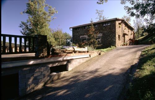 facade country house koostei in Gipuzkoa