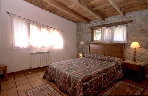 double room country house koostei in Gipuzkoa