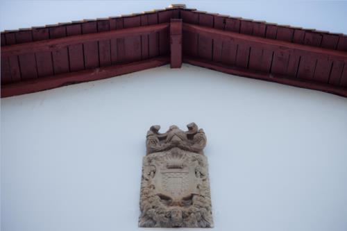 detail country house irigoien in Gipuzkoa