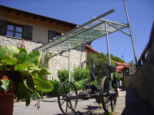Fachada 4 agroturismo Ordaola en el gran BilbaoBizkaia