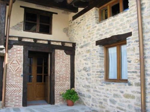 entrada 1 casa rural izpiliku en Alava