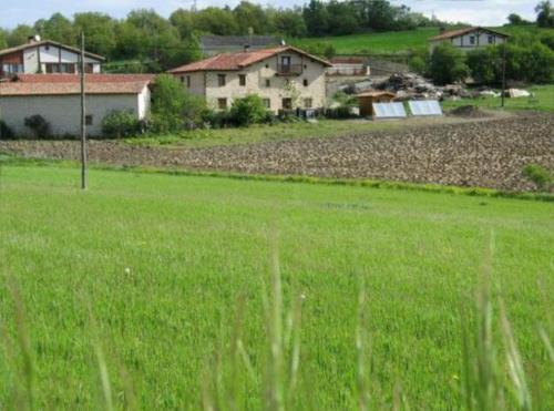 fachada 4 casa rural izpiliku en Alava