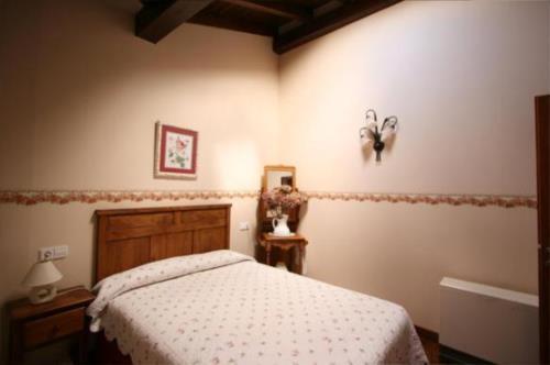 habitación doble 3 casa rural izpiliku en Alava
