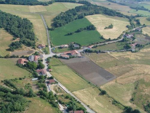paisaje 3 casa rural izpiliku en Alava