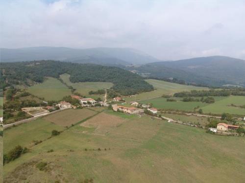 paisaje 4 casa rural izpiliku en Alava