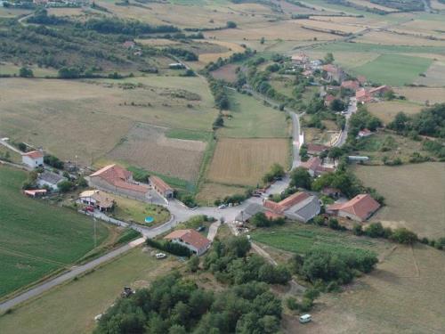 paisaje 5 casa rural izpiliku en Alava