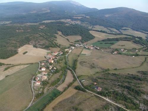 paisaje 6 casa rural izpiliku en Alava