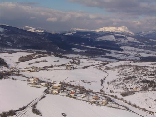 paisaje 7 casa rural izpiliku en Alava