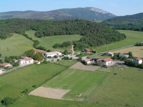 paisaje 8 casa rural izpiliku en Alava