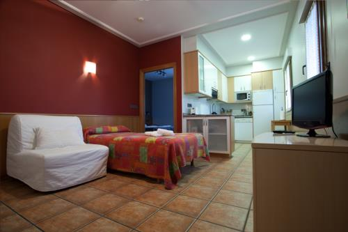 apartamento agroturismo Enbutegi en Gipuzkoa