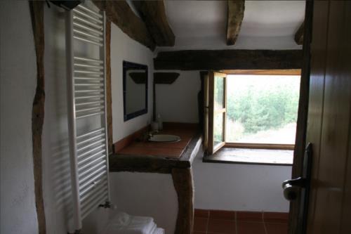 baño casa rural ametzola en Vizcaya