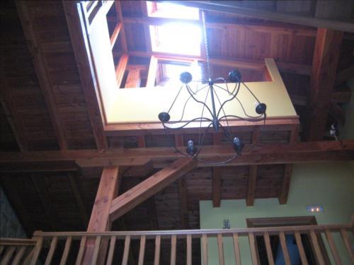 interior casa rural patxi errege en Vizcaya
