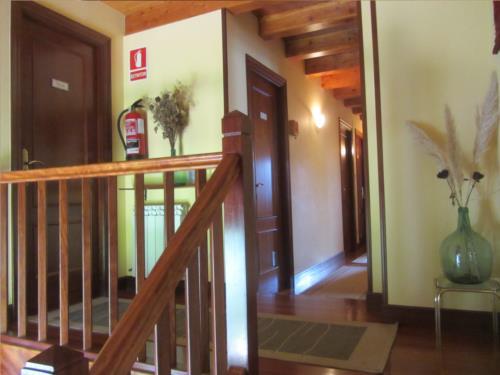Escalera  casa rural Astobieta/Bizkaia