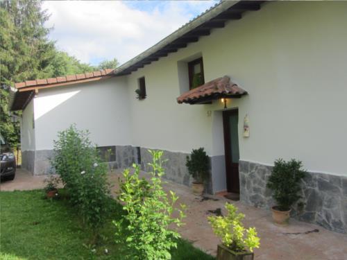Entrada casa rural Astobieta/Bizkaia