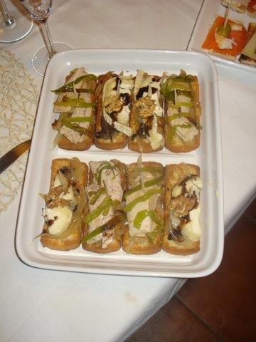 gastronomia 2 casa rural arbaieta etxea en Alava