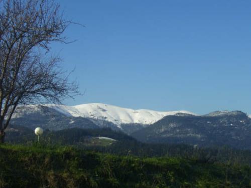paisaje 1 casa rural altuena en Vizcaya