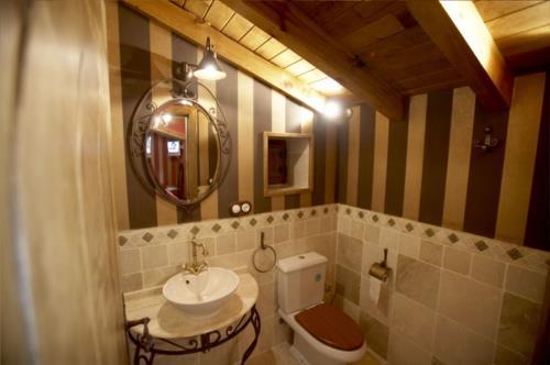 baño agroturismo urrutia en Alava